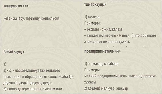 Русско татарский переводчик онлайн бесплатный