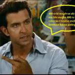 Meanwhile, here is the leaked conversation of Hrithik with Farhan!! http://t.co/JDTtbNmRCh