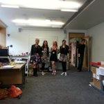 RT @AssemblyFest: @therubydolls just serenaded the @AssemblyFest office with their flyering song! See them on the Royal Mile! #EdFringe http://t.co/ZMo7RIHVGr