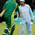 Two Legends Together - Sachin Tendulkar & Jacques Kallis ! http://t.co/XRv8cHzwA3