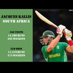 RT @MichaelVaughan: Just why he was the Greatest...#Kallis http://t.co/n2wr8FdU7B