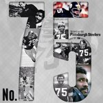 We have retired Joe Greene's No. 75 http://t.co/INk2hW1gcx
