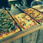 "RT @graphic_foodie: Pizza al taglio comes to st. James st #brighton ""@WheatandBeans: Fancy a slice of Roman style pizza? http://t.co/waJjNdsFgb"""