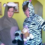 RT @covtelegraph: Off-duty cops honoured after making arrest in #Coventry dressed as zebra and monkey http://t.co/GSyvBRhAGz http://t.co/eKhV6YCCq5