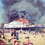 Sad to see another part of #Sussex heritage go, not looking good for #eastbournepier http://t.co/5u5TgjPSgy""
