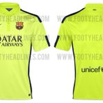 RT @barcastuff: Image: Possible Barcelona training shirt for this season http://t.co/hLewICOCHG (not 3rd kit) #fcblive [via @footy_headlines]