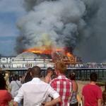 "RT @BBCSussex: Eastbourne Pier updates: ""We pray fire brigade can save as much of building as possible."" http://t.co/ZbjXHJ1zh1 http://t.co/rTXEmCG0aw"