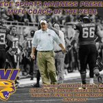UNIs @CoachMarkFarley earns preseason Coach of the Year honors. #UNIFight http://t.co/uaeMPkKx4A http://t.co/JSMcXOwfMd