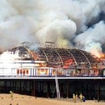 "RT @BBCEngland: Eastbourne pier an ""absolute red, molten, mess of flame and smoke"" says eyewitness http://t.co/qBDOwRCFae http://t.co/4NNGI6An9W"