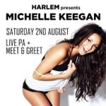 RT @HarlemNightclub: @kimberleyinglis FREE VIP UPGRADE B4 10PM WHEN YOU RT! @michkeegan Meet & Greet This Saturday 02/08/14 at Harlem http://t.co/HdWgoeLURv