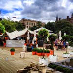 Fabulous! @livwilder2: The @AperolSpritzUK bar is going up in St. Andrews Square, #Edinburgh #Edinphoto #edfringe http://t.co/4ptBE1bKM4