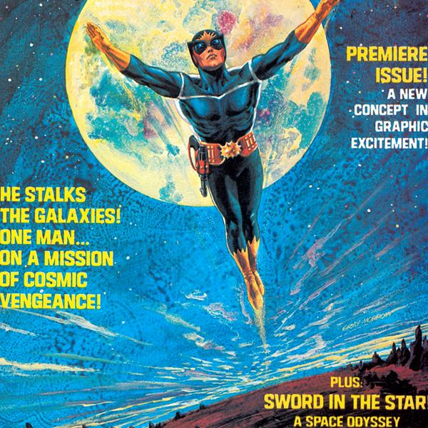 The legendary Steve Englehart talks creating #StarLord, Marvel in the 70's & more: #Marvel75