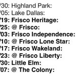 Frisco Centennial Titans Football Schedule Projected District Finish: 1st http://t.co/II6kAFwlMs