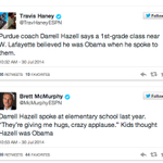 Indiana first-graders think Purdue's head coach is Barack Obama: http://t.co/0f5TLWArpw http://t.co/X0uqfPZcQq