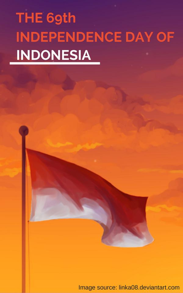 Happy 69th Independence Day to our friends in #Indonesia! http://t.co/2UszOxJf6s
