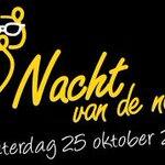 25 oktober: 10e .@nachtvandenacht! Organiseer jij leuke activiteit in het duister? Zet hem op nachtvandenacht.nl http://t.co/Lq3tw9niFf