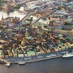 ストックホルム(スウェーデン)ジブリアニメ「 魔女の宅急便」のモデルになった街です。