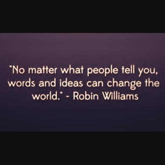 What a special man. Heartbroken that he is gone. #RIPRobinWilliams  My prayers go out to his family. http://t.co/JoxkLeV7zv