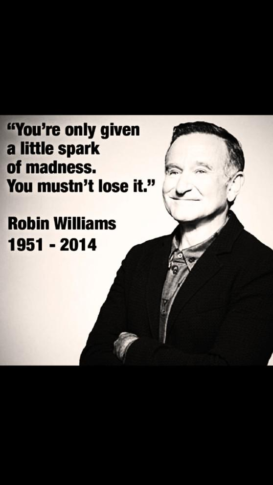 RIP big guy ! You will be truly missed. #RIPRobinWilliams http://t.co/cETuXMqFPk