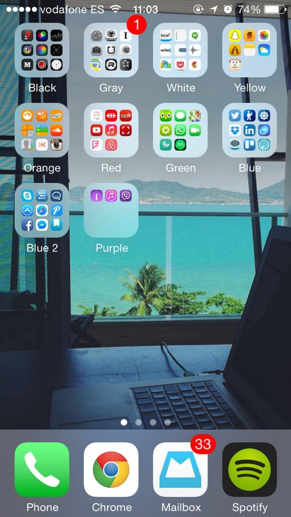 @reichenstein nice, here's my mess of apps http://t.co/EenUTLcO9Z