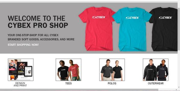 The @cybex Pro Shop is now open! Visit http://t.co/Mih91BTg0G for branded Cybex sportswear, accessories & lots more http://t.co/UaFu4TzBF3""