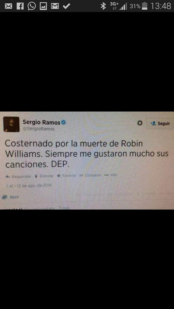 Sergio es un grande y punto http://t.co/KTIgNuHDMv
