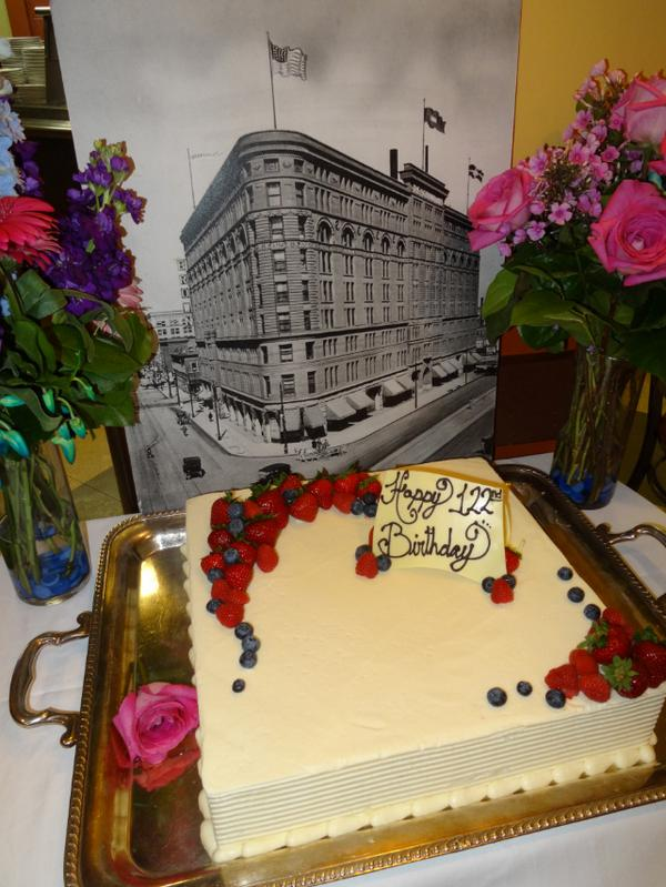 Happy Birthday @BrownPalace! 122 years and only getting more beautiful with age. http://t.co/ZX3TJ4loxy