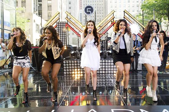 Forget the songs: the money is in merchandise. For Fifth Harmony, it's Barbies before album http://t.co/0GIXYvRcs8 http://t.co/L7Og6bZ7KV