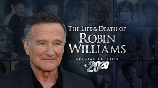 See the best times I had with a great man @ABC2020 The Life and Death of Robin Williams, 10/9c. #2020RobinWilliams http://t.co/WbbOYOCTzQ