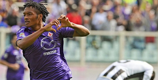 Juan Cuadrado waiting on Barcelona, Man United only club to have bid [Sport]
