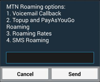 #MTN Tip; You can dial *111*1# for MTN Roaming options.  T&C's Apply. http://t.co/7D8eNN00de