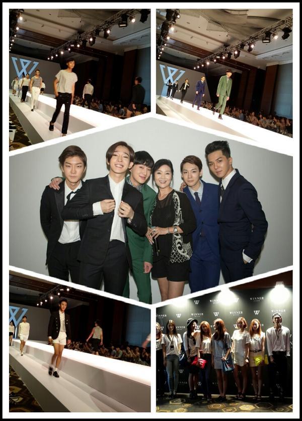 #WINNER 쇼케이스 론칭쇼에서~           #YG#K PLUS http://t.co/IlpoePHpfB