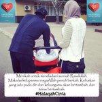 RT @TeladanRasul: Menikahlah untuk meneladani Sunnah&Ibadah,InsyaaAllah kehidupan keluargamu kan penuh berkah~Buku #HalaqahCinta http://t.co/i4r7ilFgUC