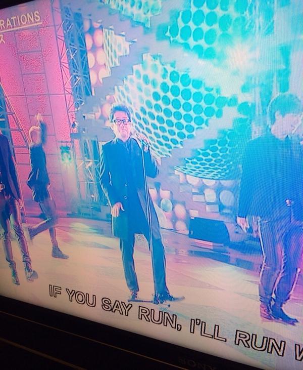 坂上忍!Let's dance♪ bayfmで、吉田豪ちゃんの特集聴いた私たちには、納得だったりするわぁ。 http://t.co/ZdQwYZkLvs