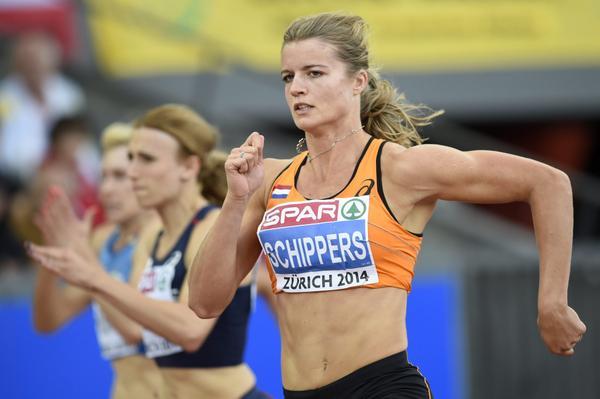 Dafne Schippers is de nieuwe Europees kampioene op de 100 meter. #EKatletiek http://t.co/0JNFN1FVZW http://t.co/V69VHQyGGH