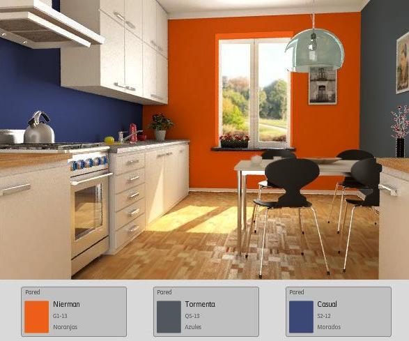 Comex twtrland for Muestra de colores de pintura para interiores