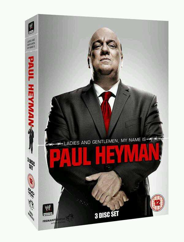 Every wrestling fan should get @HeymanHustle DVD should be an Anthology set He was great everywhere & changed the biz http://t.co/VeAjXDPYKe
