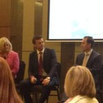 RT @ScopeBI: So great listening to @tracybevan12 @gilly381 and Justin Langer @McGrathFdn #signaturehightea #perth @CrownPerth http://t.co/pdcndvK75L