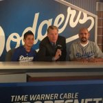 It was cool meeting @Dodgers @OrelHershiser today he is a #AWESOME #Cool guy ...Thank you @OrelHershiser you are cool http://t.co/lFqX0s1DNK