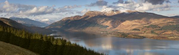 An amazing view of Loch Lomond for #NationalParksWeek http://t.co/UFqvU75JlP