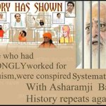 All leading #HinduSaintsAtTarget because they worked for Dharma & Asaram BapuJi is the current target of Anti-HINDUs http://t.co/nIuKNIN6L6