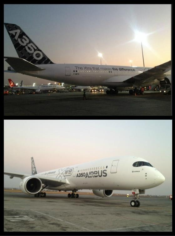 Welcome to @ortambo_int @Airbus #A350XWBTour http://t.co/2fgLH6fCut