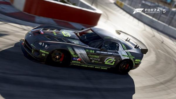 An @OpTicGaming fan made this awesome car in forza including the @lootcrate logo, so awesome, check it out! http://t.co/rFfugf7fkn