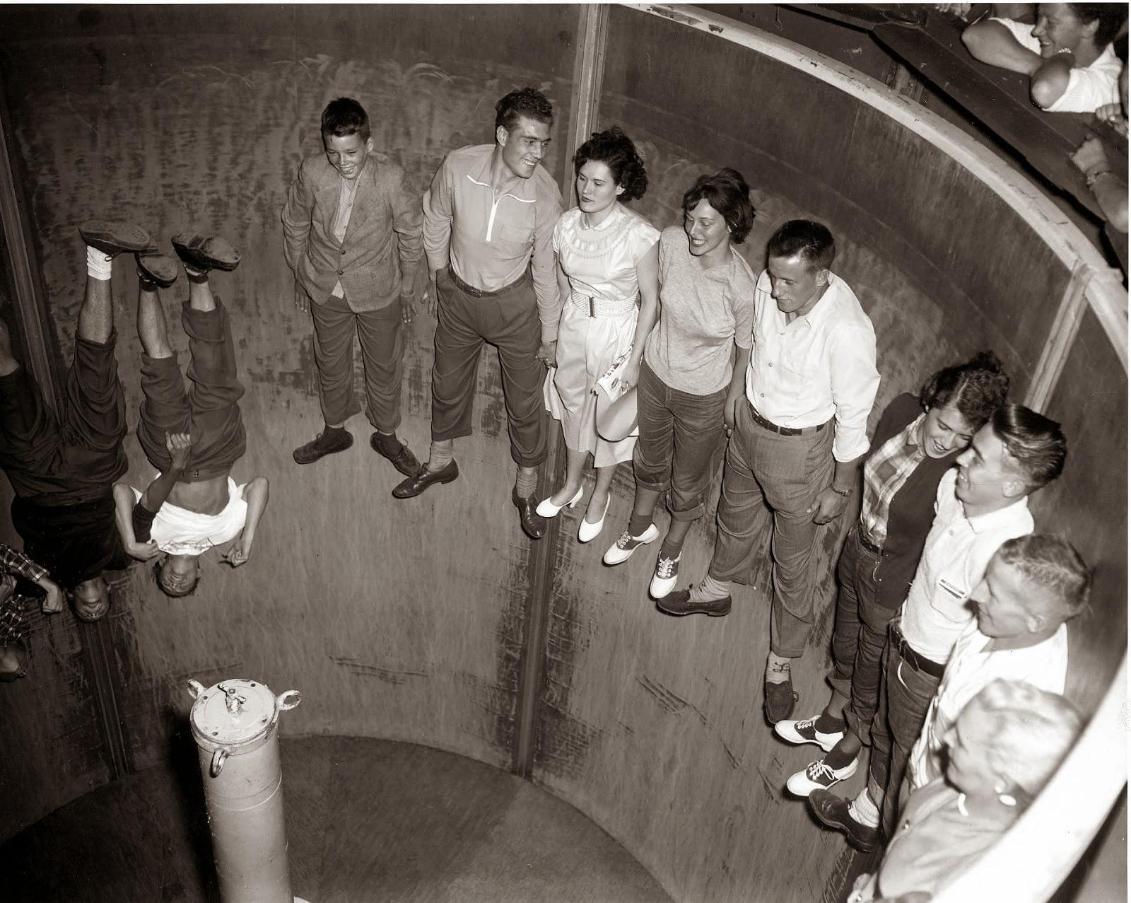 The Coney Island Rotor ride. Back when rides were fun and dangerous. http://t.co/IjOcGXFxBW