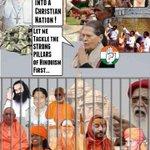 Sabotaging Hinduism is the sole aim of Anti Hindu powers, hence #HinduSaintsAtTarget like Asaram Bapu Ji. https://t.co/l6hxvfA6Mm