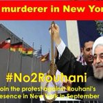 #No2Rouhani take a stand against terrorism. Kick #Rouhani out of #NYC #Iran #USA http://t.co/1OZc74n8VI http://t.co/AKf9UqTY1k @AFP @AP