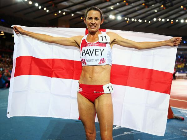 Mother, wife and inspiration. You're a hero @jopavey #Glasgow2014 http://t.co/vwPQKUN285
