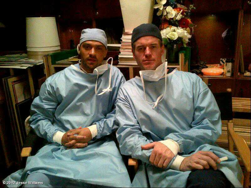 RT @iJesseWilliams: Great Dane's on the Twitter #NeverForget RT @IMelanieColeman: They were an amazing team @iJesseWilliams @RealEricDane h?