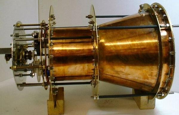 """@mashable: The EmDrive breaks the laws of physics, and could take us to Mars: http://t.co/poKM6IQIq7 http://t.co/1QdDaOxEEh"" #SteamPunk"