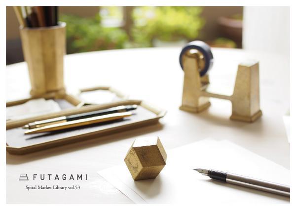 スパイラルマーケットさん @SPIRAL_jp でFUTAGAMI「デスクと食卓の輝き」展を8/18から開催します http://t.co/dcFtDFMjBv